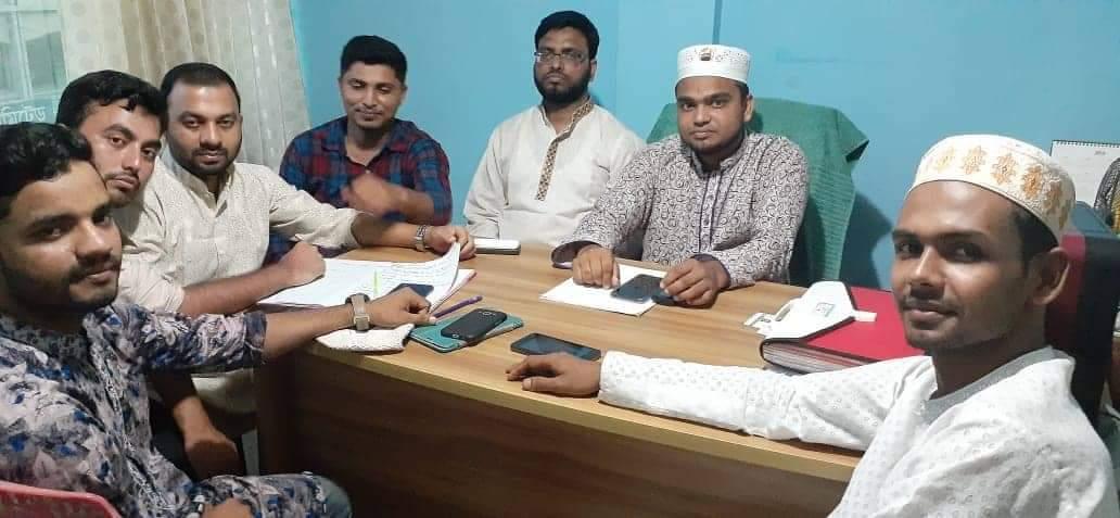 মানব কল্যাণ উন্নয়ন সংস্থা বাংলাদেশ'র কেন্দ্রীয় নির্বাহী পরিষদ এর মাসিক প্রোগ্রাম অনুষ্ঠিত