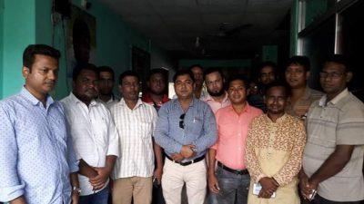 বিএমএসএফ পাবনা জেলা কমিটির সভা অনুষ্ঠিত