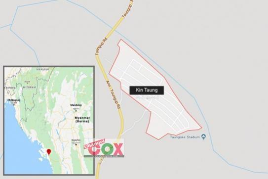মিয়ানমার সেনাবাহিনীর গুলিতে ২ রোহিঙ্গা নারী নিহত