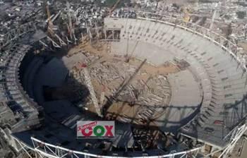 ছবিতে দেখুন বিশ্বের সবচেয়ে বড় ক্রিকেট স্টেডিয়াম