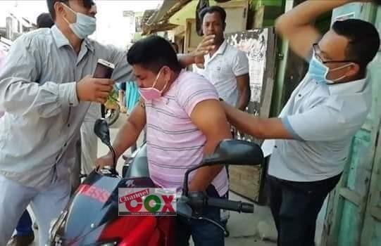 সুদ ব্যবসায়ীর বিরুদ্ধে ফেসবুকে স্ট্যাটাস ৩ সাংবাদিকের ওপর হামলা: বিএমএসএফ'র নিন্দা ও প্রতিবাদ