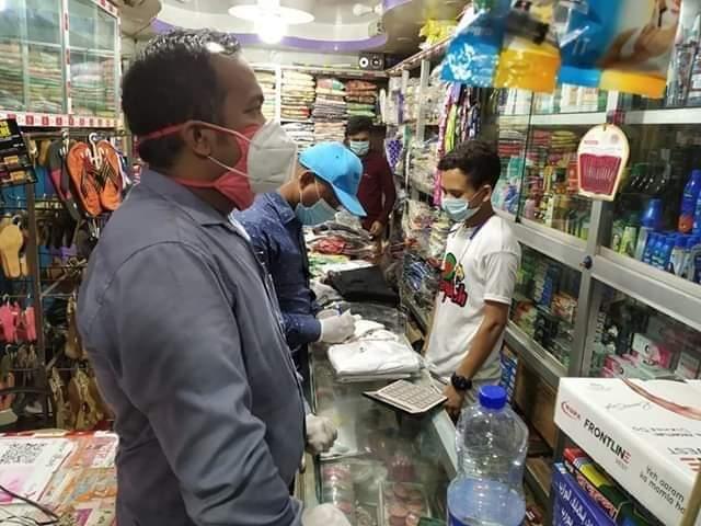 চকরিয়ায় ক্রেতা সেজে দোকানে হাজির  ইউএনও, অভিযানসহ অর্থদন্ড প্রদান | সি কক্স নিউজ