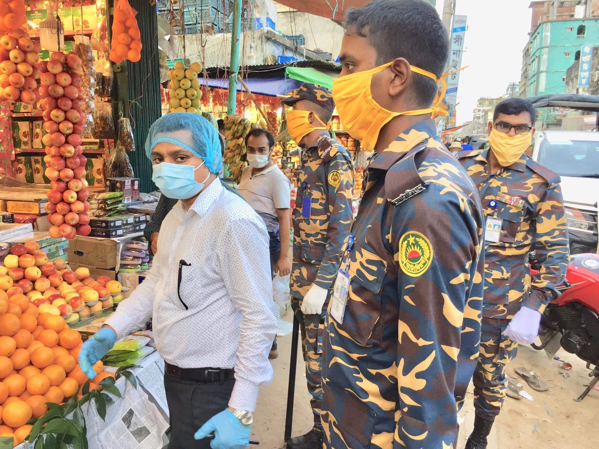 কক্সবাজারে ৮ দোকানকে ৫৭ হাজার টাকা জরিমানা | সি কক্স নিউজ