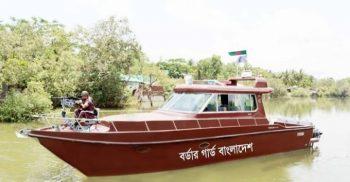টেকনাফ সীমান্তে বিজিবি'র শক্তি বৃদ্ধি, যুক্ত হলো অস্ত্র সজ্জিত অত্যাধুনিক জলযান | ChannelCox.com
