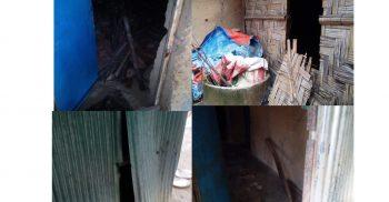 উখিয়ায় রোহিঙ্গাদের হুমকিতে ঘর ছাড়া অসহায় নারী ছেনুয়ারা l ChannelCox.Com