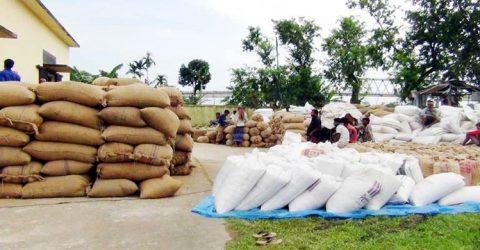 ৮৫ লাখ টাকার সরকারি চাল গায়েব করে দিলেন গুদাম কর্মকর্তা | ChannelCox.com