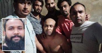 ছাত্রাবাসে গণধর্ষণ : চুল-দাড়ি কেটেও রক্ষা পেলেন না তারেক | ChannelCox.com