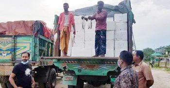 বেনাপোল দিয়ে এক হাজার ৮৭৫ মেট্রিক টন ইলিশ গেল ভারতে | ChannelCox.com