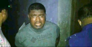 জিজ্ঞাসাবাদে স্ত্রীকে হত্যার কারণ জানিয়েছেন কনস্টেবল সাদ্দাম | ChannelCox.com