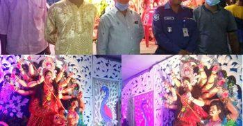 কুতুবদিয়ায় শুরু হয়েছে শারদীয় দুর্গাপূজা | ChannelCox.com